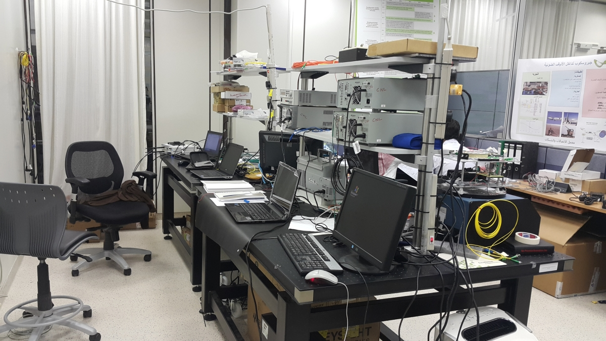 CNL Main Lab Photo