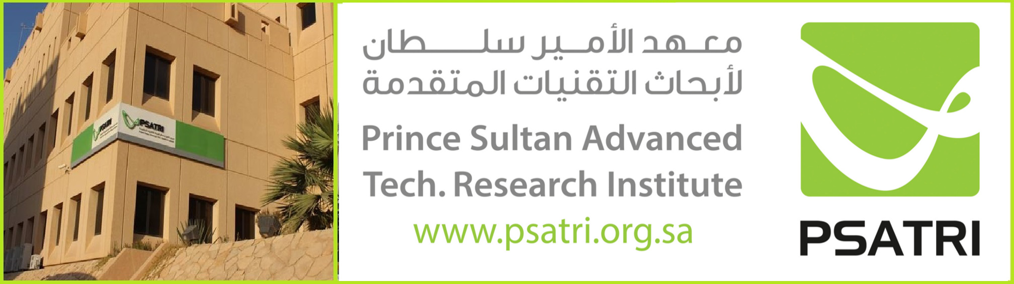 PSATRI - Excellence in Applied Research